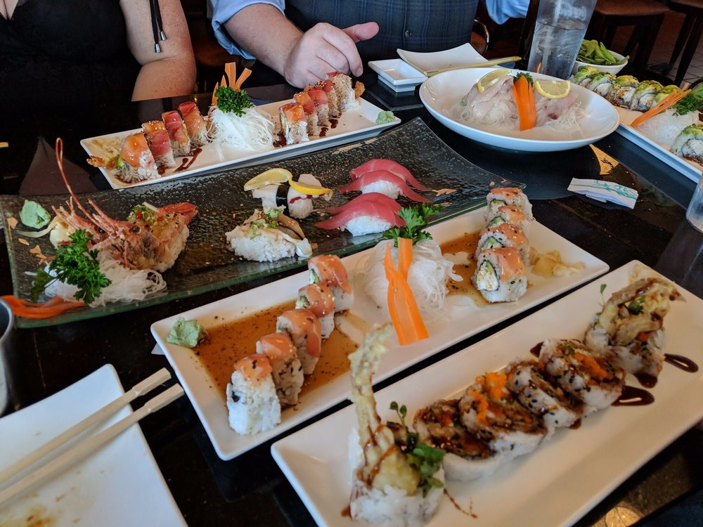 Love Sushi: 2201 Missouri Blvd, Jefferson City, MO