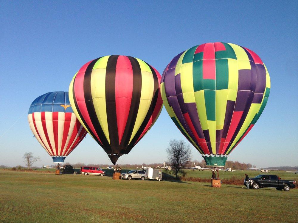 Hunterdon Ballooning: 64 Main St, Lebanon, NJ