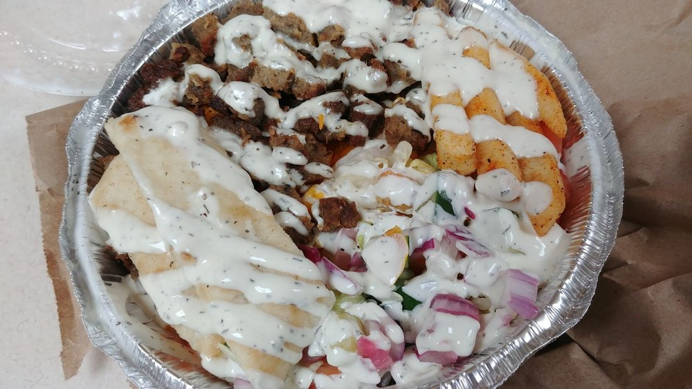 New York Gyro: 513 N 7th St, Allentown, PA
