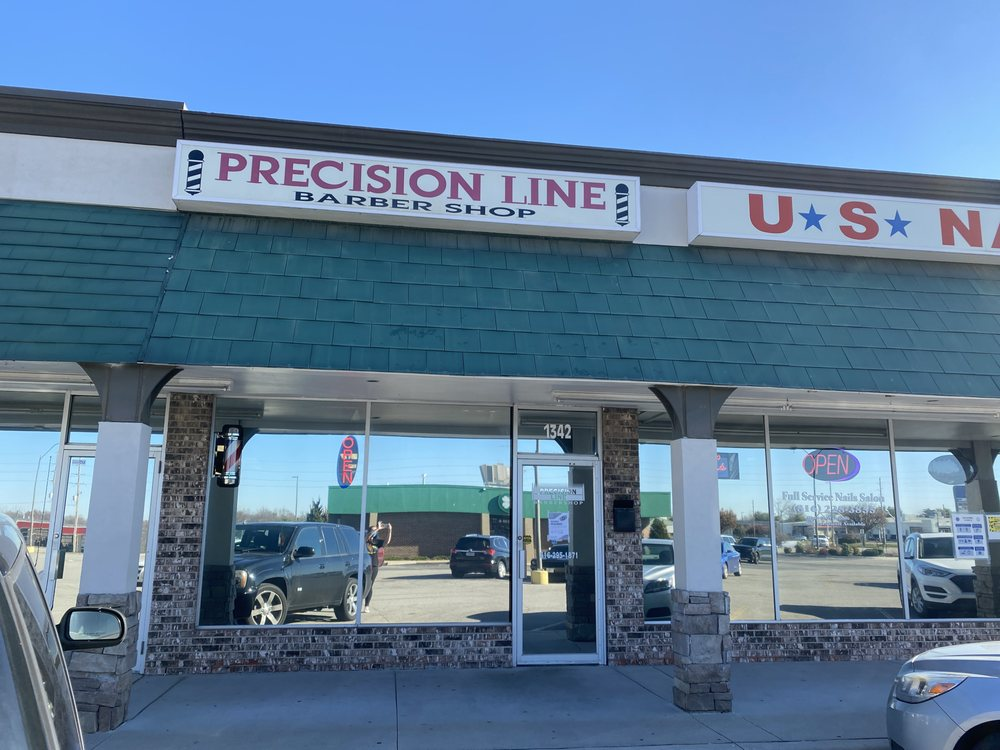 Precision Line Barber Shop: 1342 NW Hwy 7, Blue Springs, MO