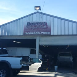 Pomona body paint 10 reviews body shops 10946 for Best auto body paint shop