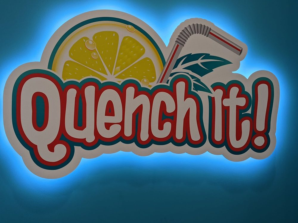 Quench It: 14653 Porter Rockwell Blvd, Bluffdale, UT