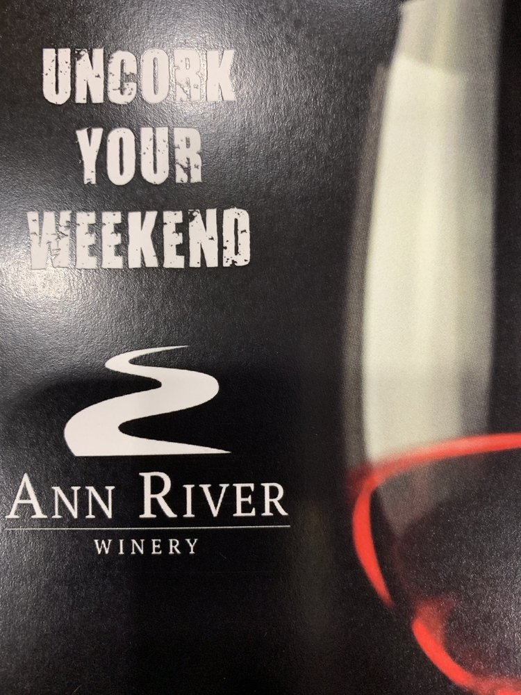 Ann River Winery: 1999 180th Ave, Mora, MN