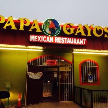 Papa Gayos Mexican Restaurant 22 Photos 25 Reviews