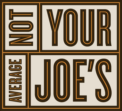 Image result for not your average joe's