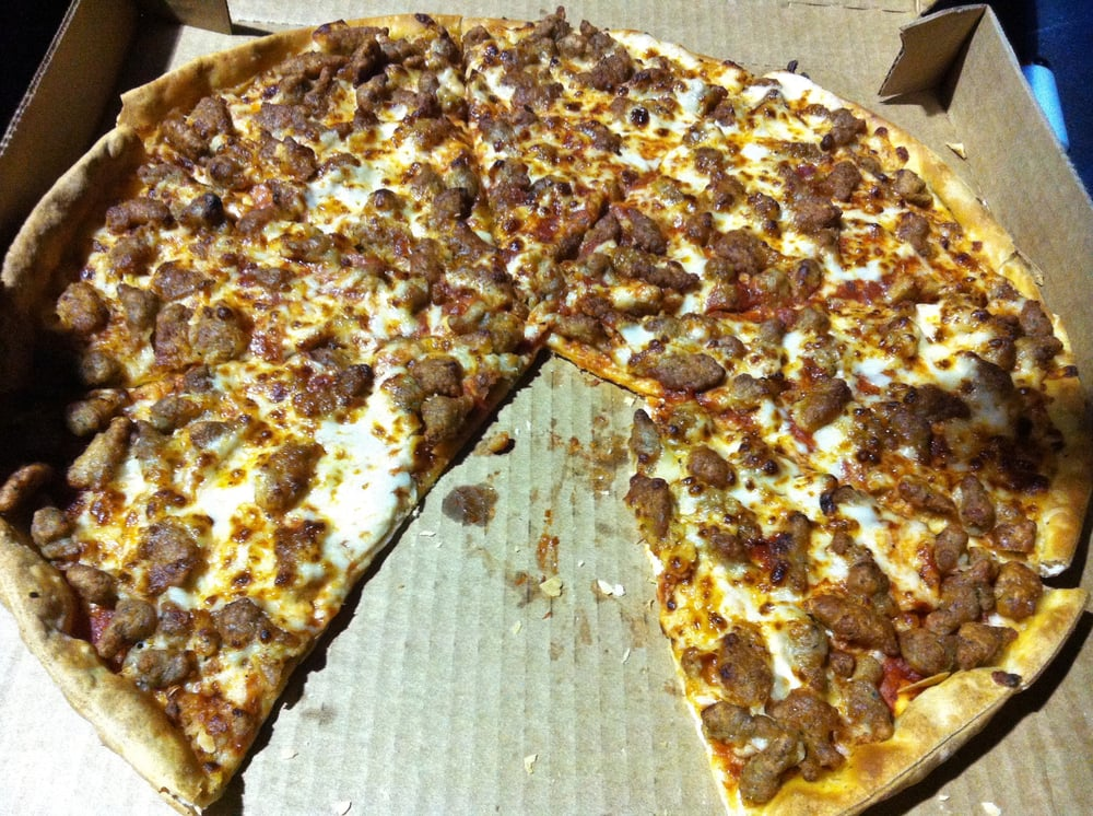 Photo Of Pizza Hut Saint Louis Mo United States Large Thin Crust