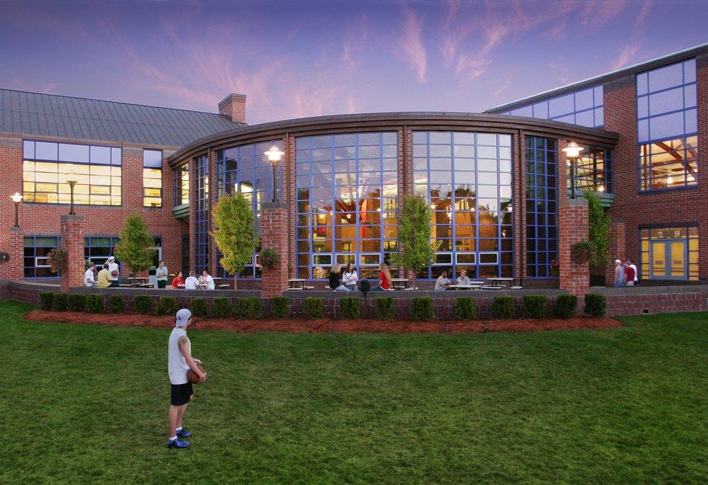 Social Spots from UMass Lowell - Campus Recreation Center