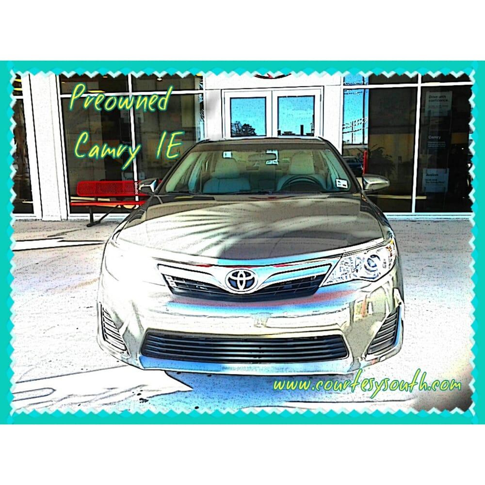 Courtesy Toyota of Morgan City: 1105 Brashear Ave, Morgan City, LA