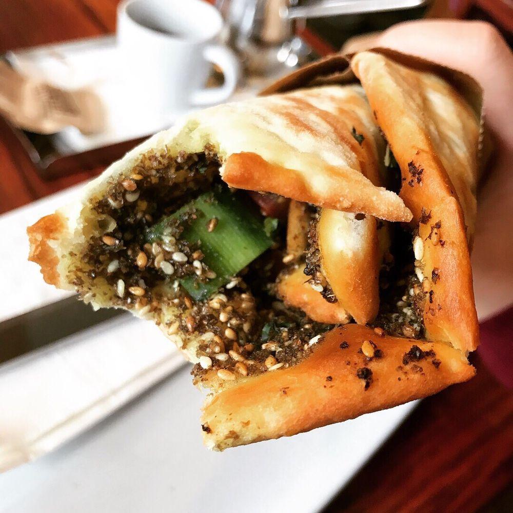 Ya Hala Lebanese Cuisine: 8005 SE Stark St, Portland, OR