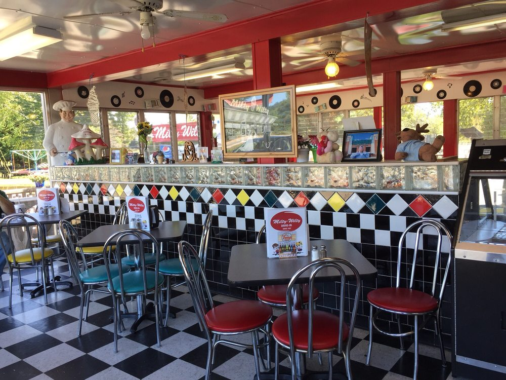 Milty-Wilty Drive-In Restaurant: W7411 WI-73, Wautoma, WI