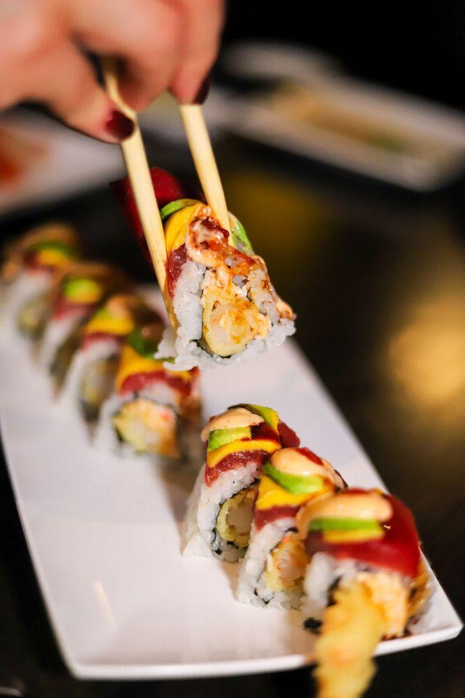 Asahi Sushi Bar: 1470 N State St, Orem, UT