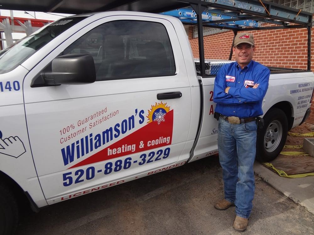 Williamson's Heating & Cooling: 2110 S Alvernon Way, Tucson, AZ