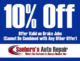 Sanborn's Auto Repair: 316 Ct St, Laconia, NH