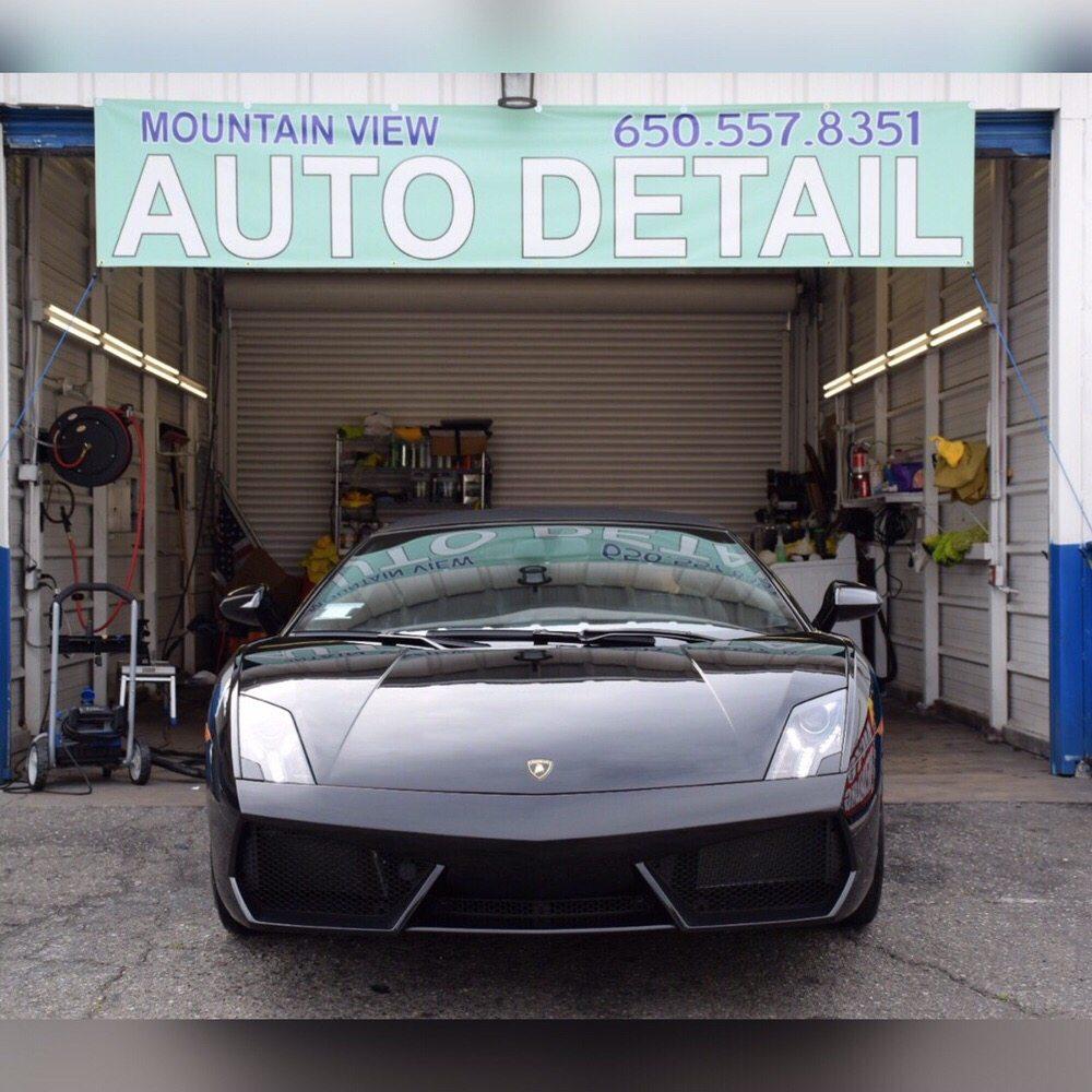 Mountain View Auto Detail 126 Photos 36 Avis
