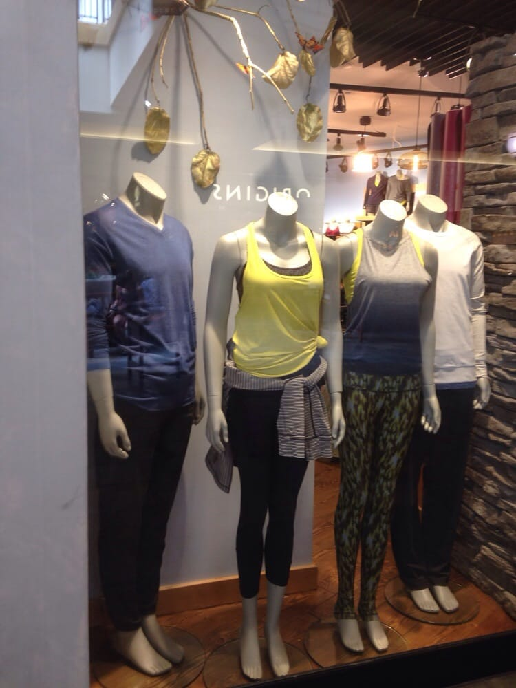 Yoga clothing stores near me