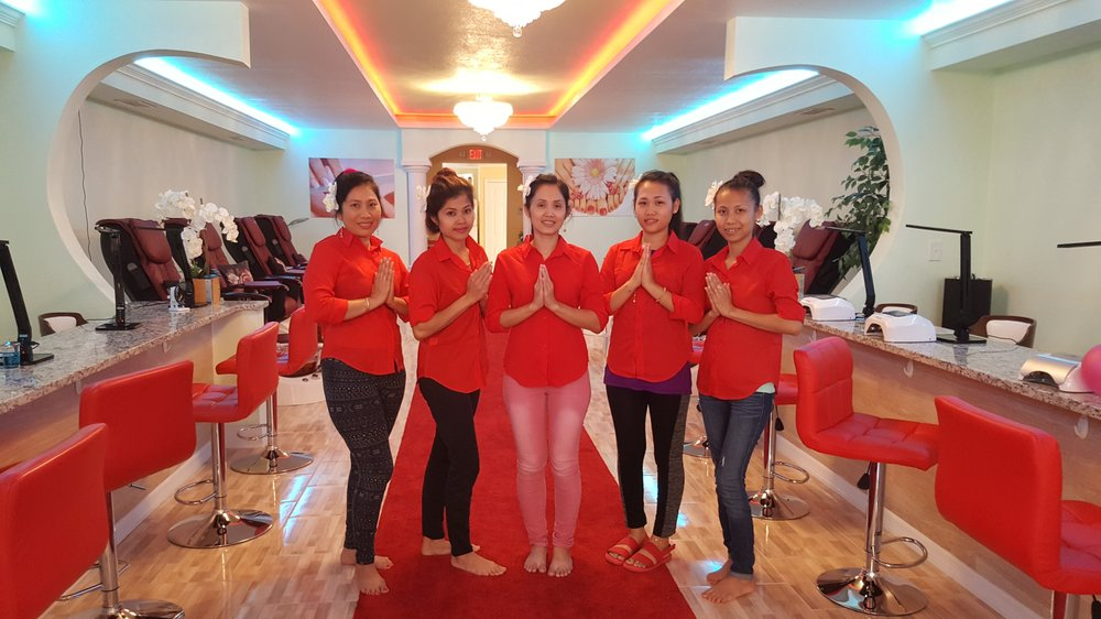 Unity Nail Spa: 1238 Cleveland St, Clearwater, FL