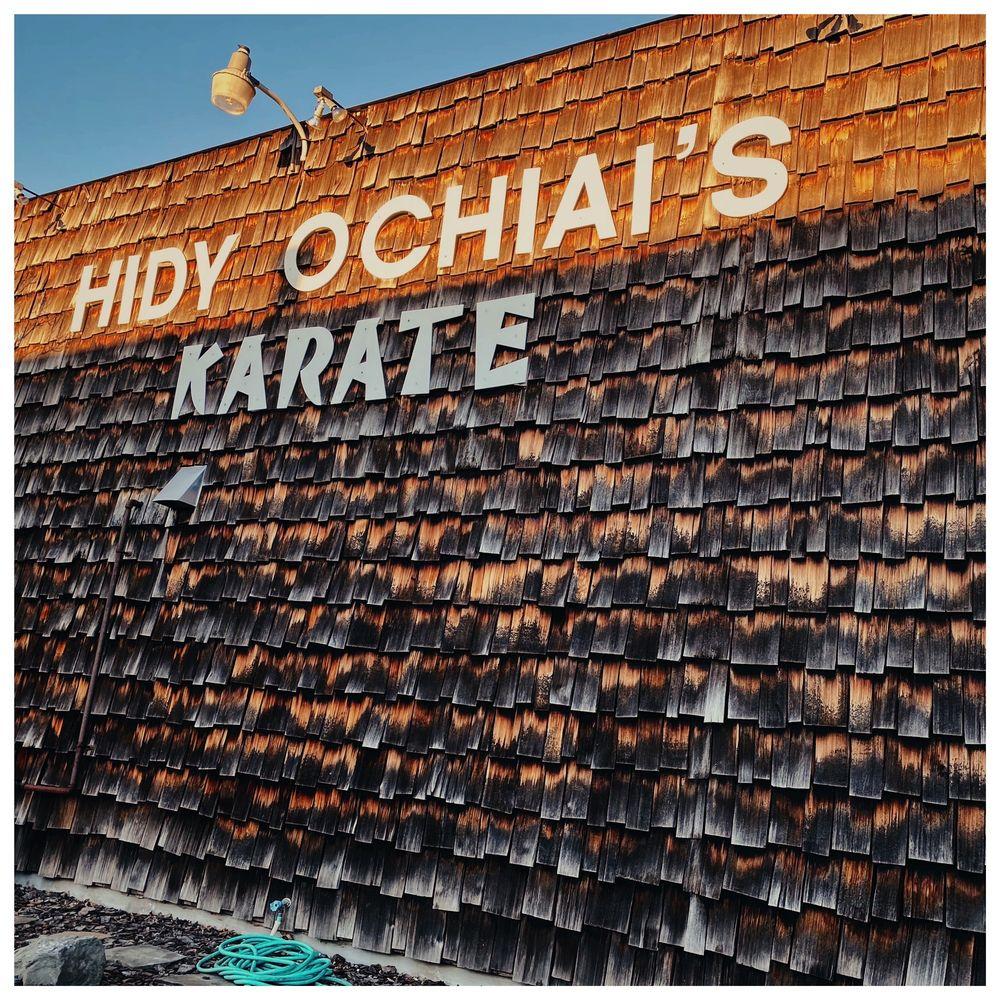 Social Spots from Hidy Ochiai Karate