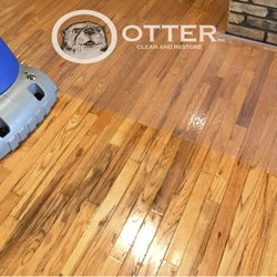 Photo Of Otter Clean And Re Birmingham Al United States Hardwood Floor