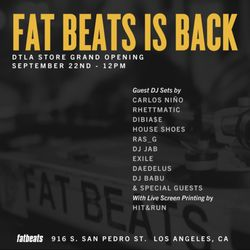 Fat Beats - CLOSED - 2019 All You Need to Know BEFORE You Go (with