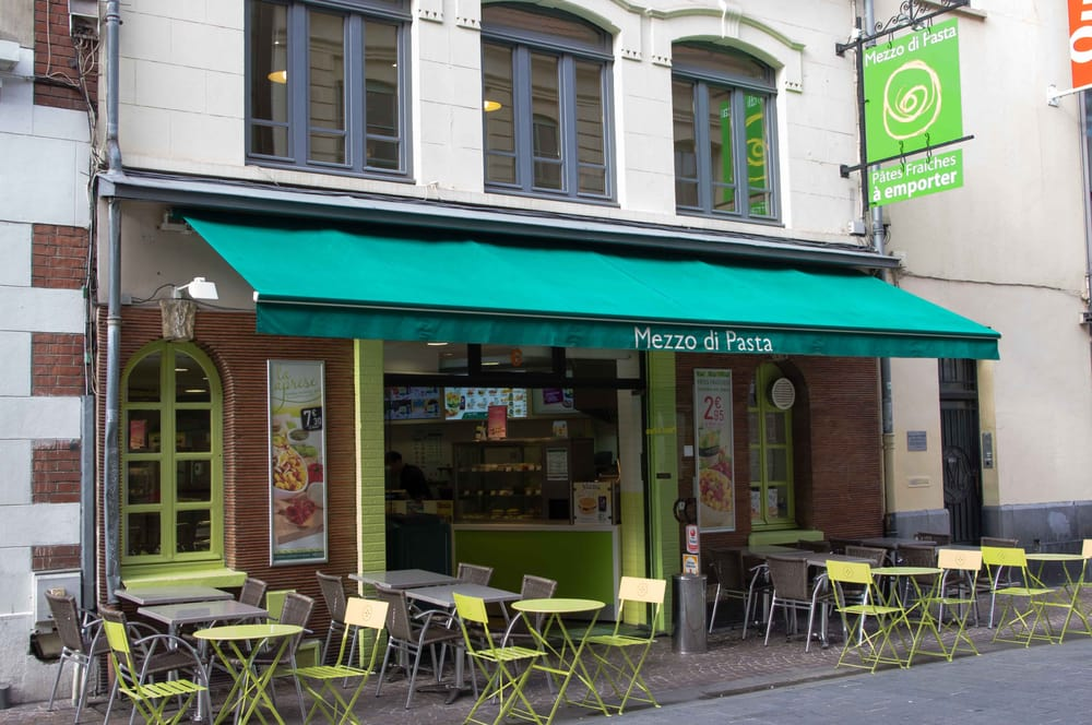Restaurant Lille  Rue D Amiens