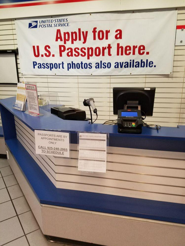 US Post Office: 18 Oak St, Brentwood, CA