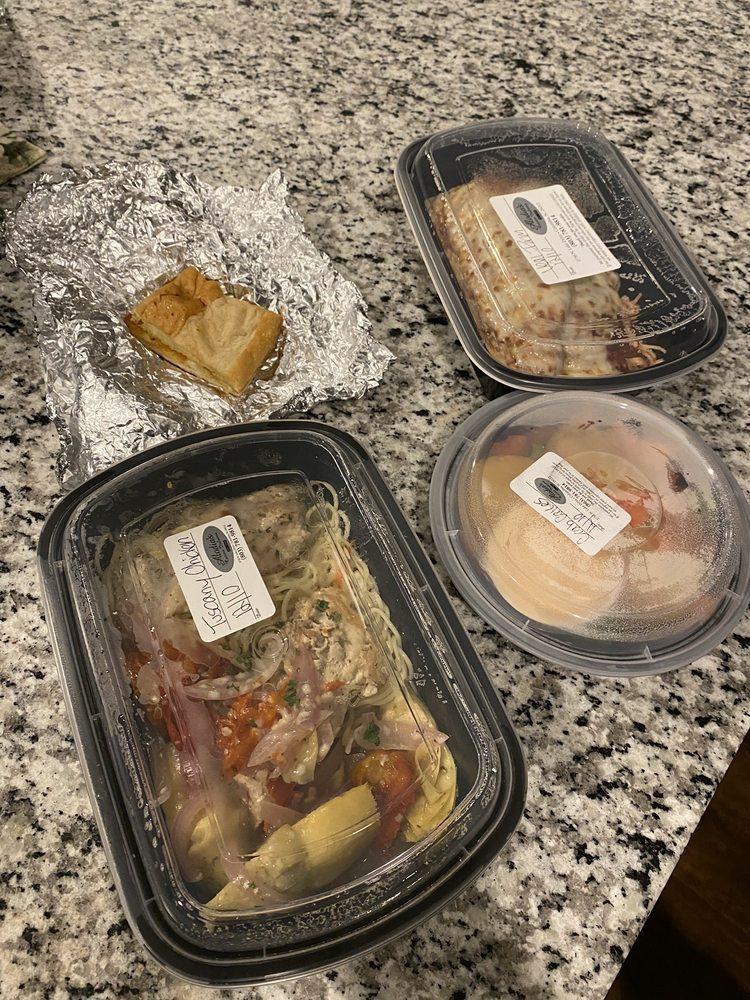 Alodia's Cucina Italiana: 2736 N Lake Dr, Columbia, SC