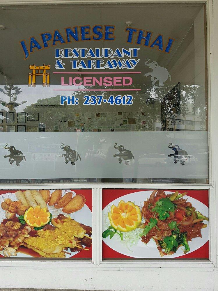 Japanese Thai Restaurant & Takeaway