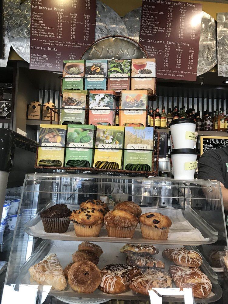 Deja Brew  Coffee House