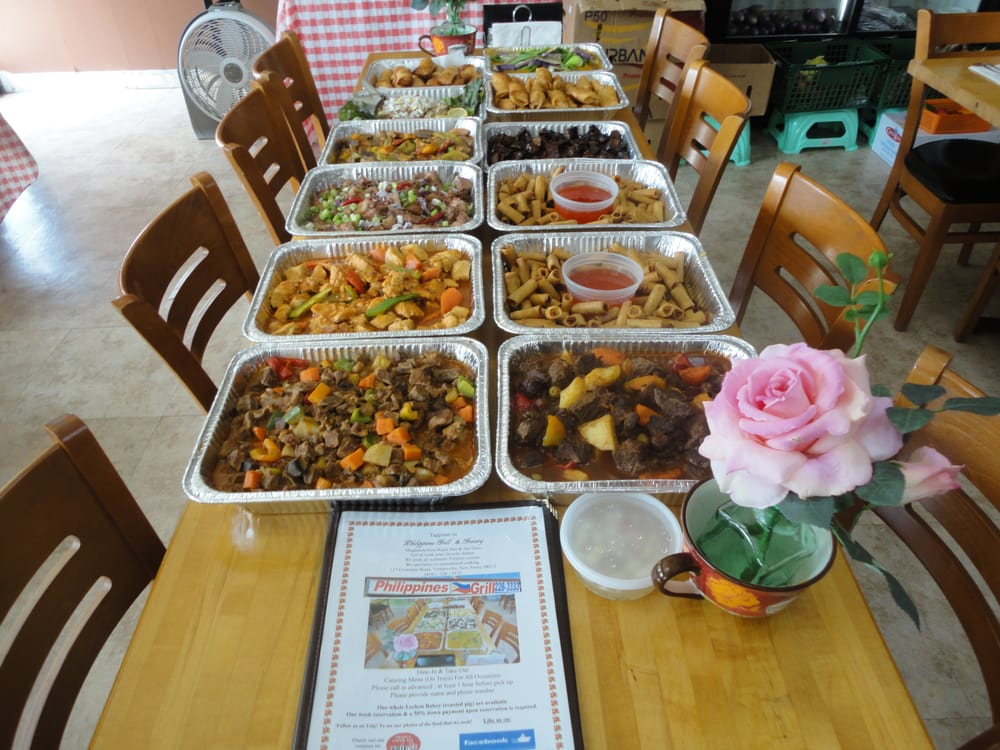 Catering Food Service Philippines