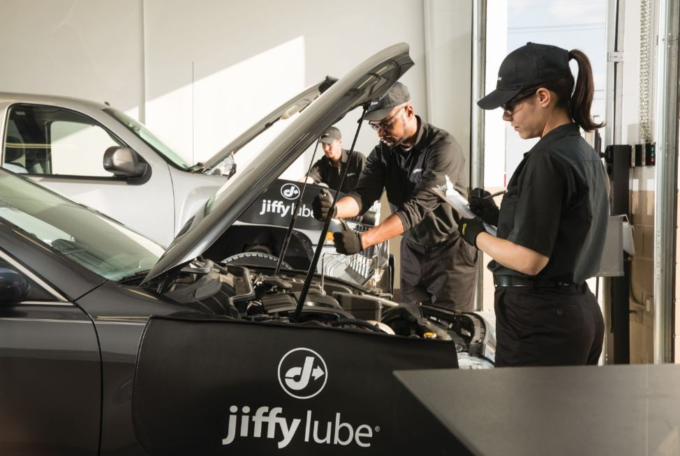 Jiffy Lube: 720 Hendersonville Rd, Asheville, NC