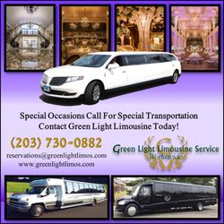 Great Photo Of Green Light Limousine Service Worldwide   Danbury, CT, United  States. For Gallery