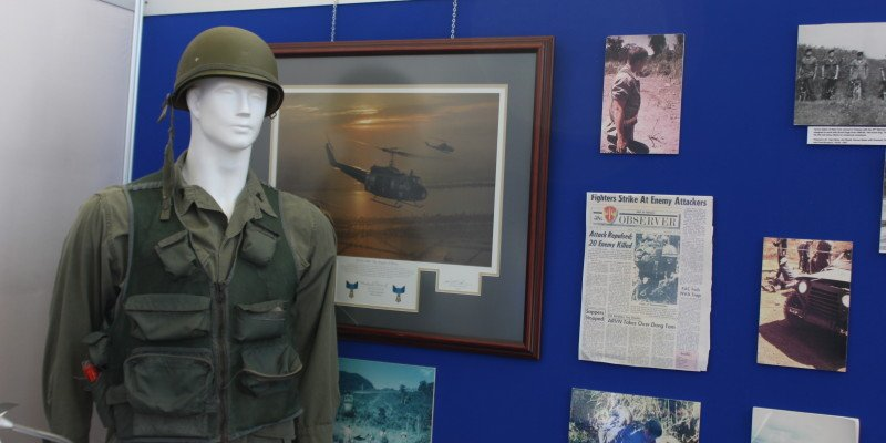 Freedom Museum: 10400 Terminal Rd, Manassas, VA