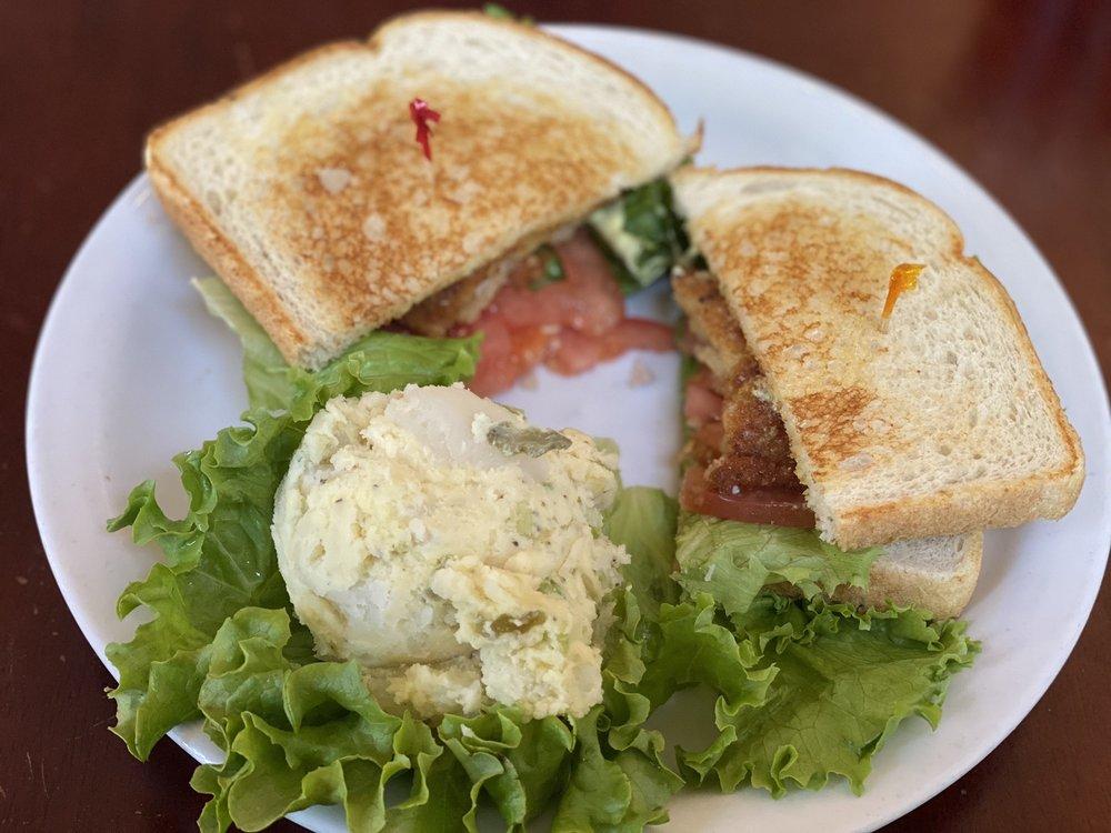 Castroville Cafe: 309 Lafayette St, Castroville, TX
