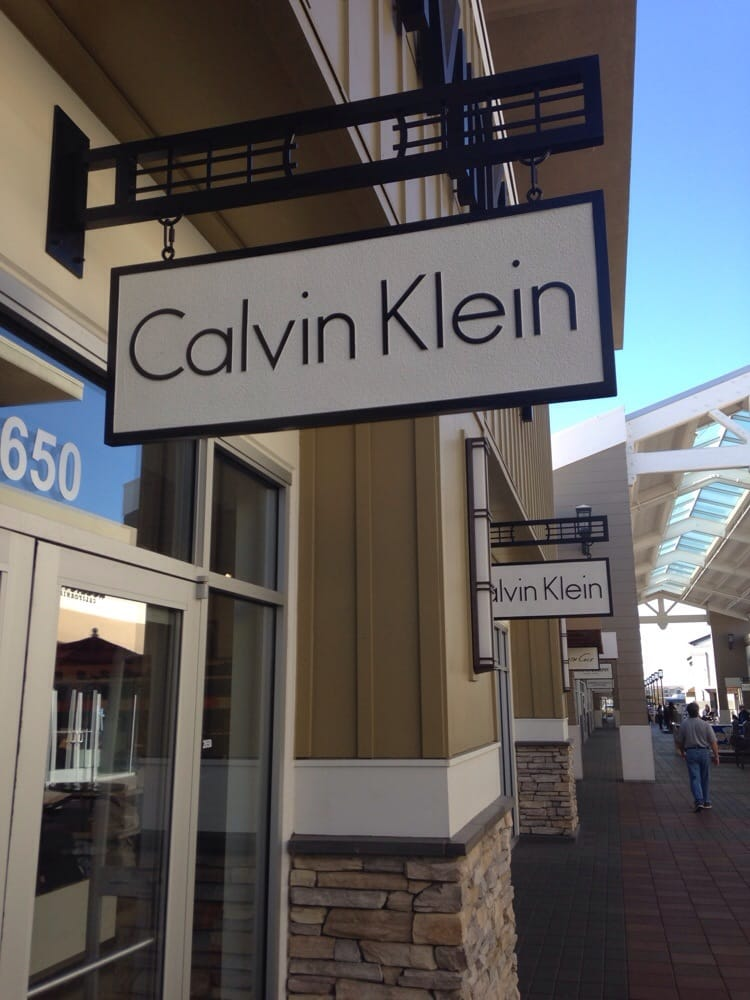 calvin klein outlet stores livermore ca reviews photos yelp. Black Bedroom Furniture Sets. Home Design Ideas