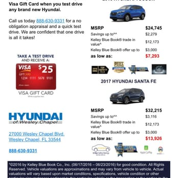 Photo Of Hyundai Of Wesley Chapel   Wesley Chapel, FL, United States. Follow