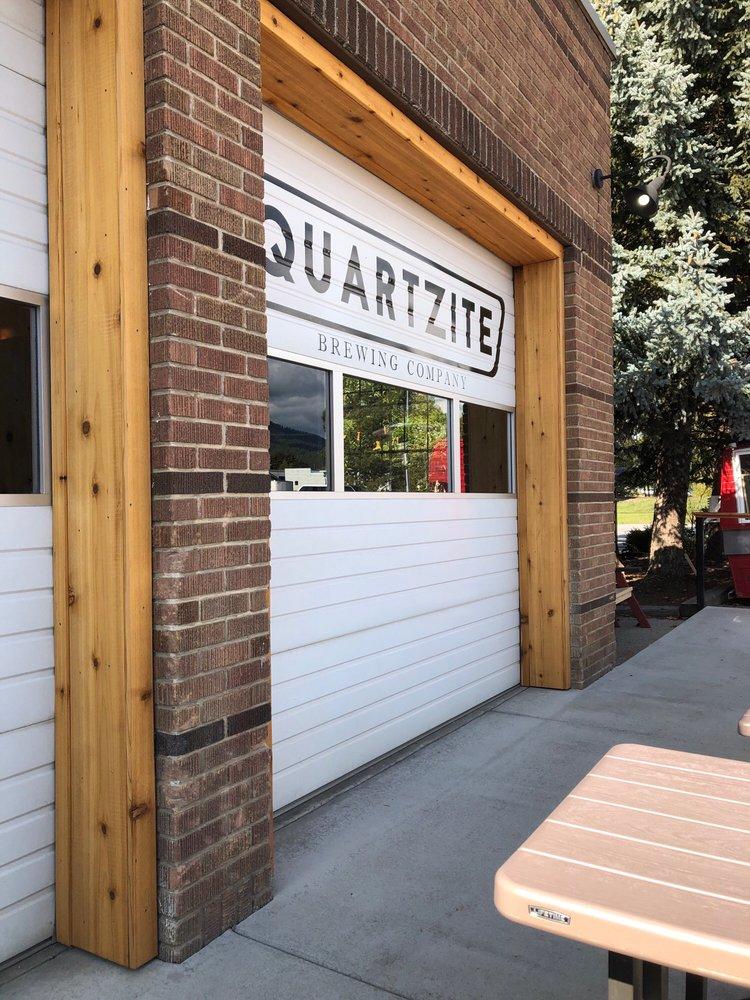 Quartzite Brewing Company: 105 W Main Ave, Chewelah, WA