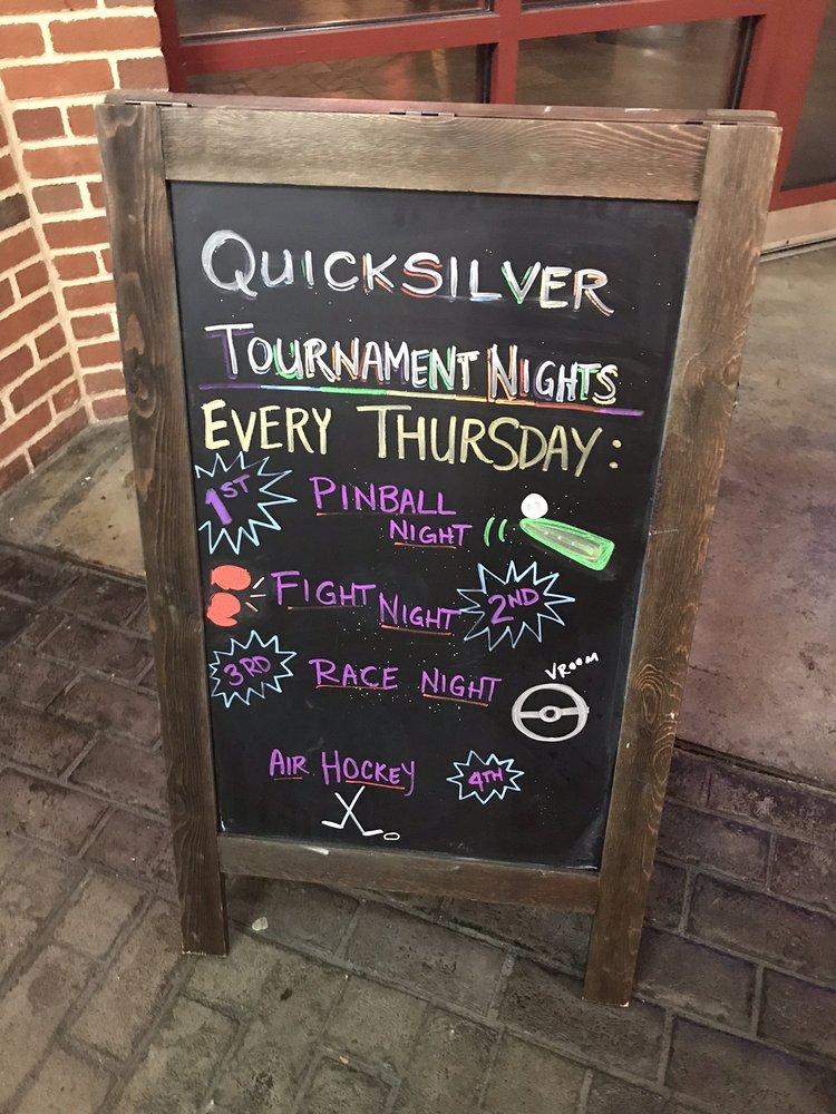 Quicksilver: 220 9th St, Huntington, WV