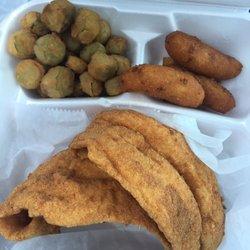 Carolina fish fry 10 billeder 19 anmeldelser fisk og for Carolina fish fry