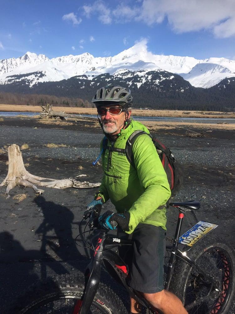Seward Bike Shop: Seward, AK