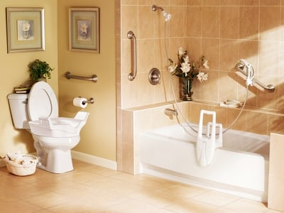 Moen bathroom safety grab bars and products. Call to have ...