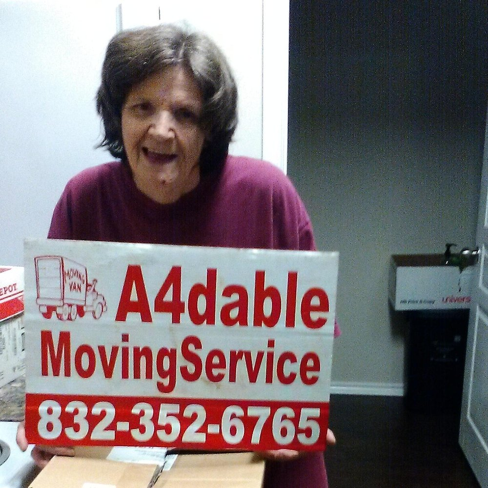 A4dable Moving Service: Houston, TX