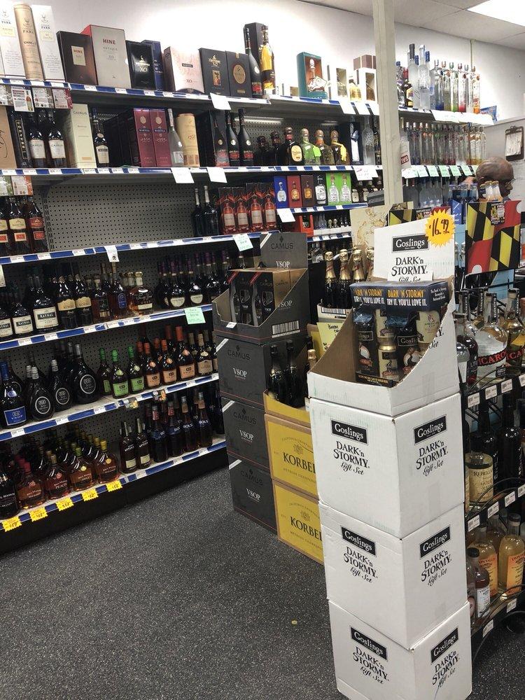 Montgomery County Liquor & Wine - Wheaton: 11407 Georgia Ave, Silver Spring, MD