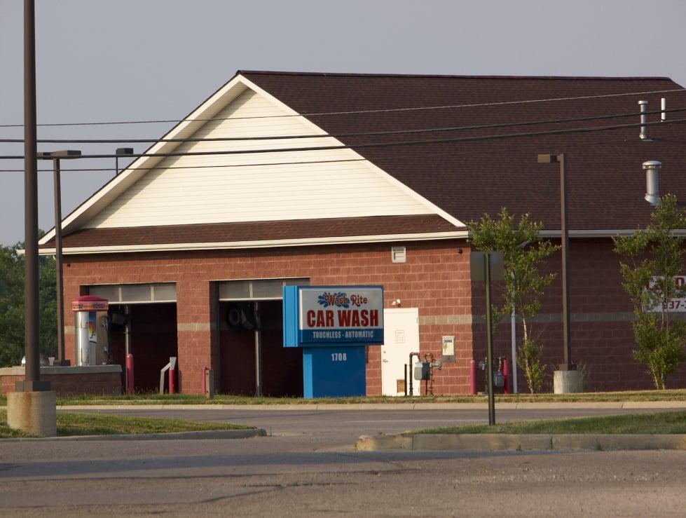 Wash Rite Carwash: 1708 N Barron St, Eaton, OH