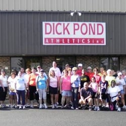 Athletic dick pond