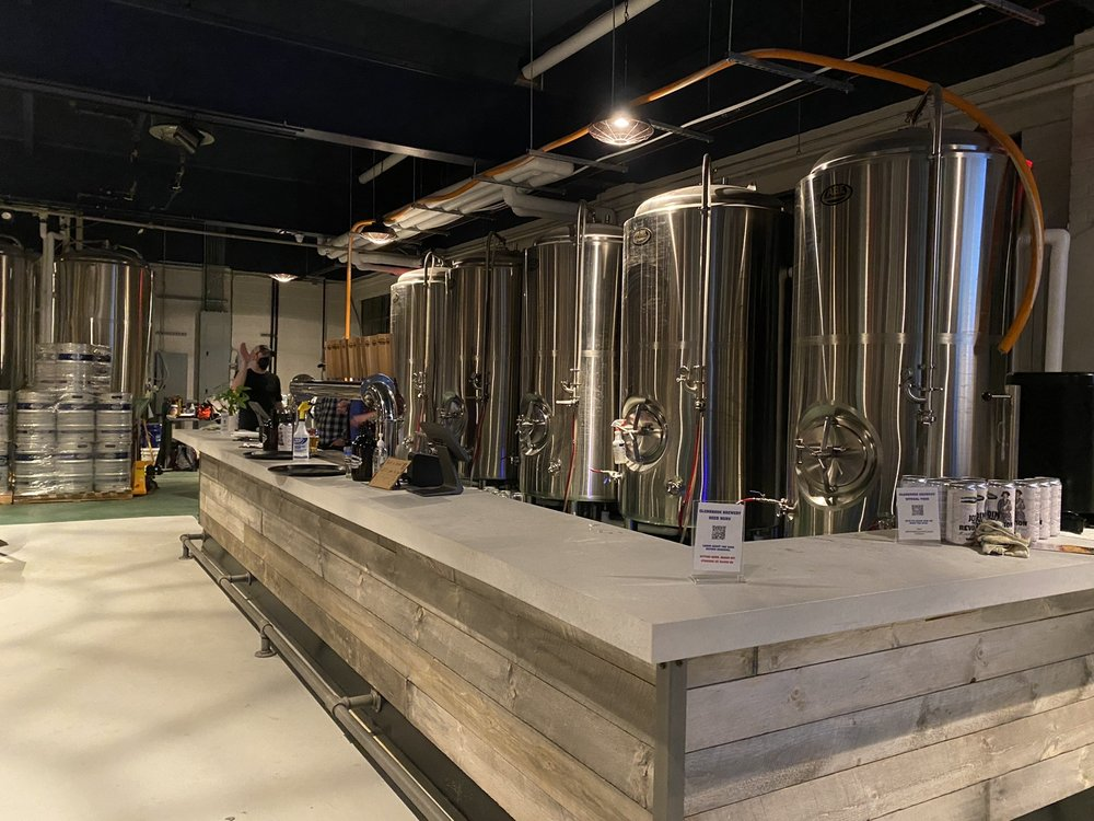 Glenbrook Brewery: 95 Morris St, Morristown, NJ