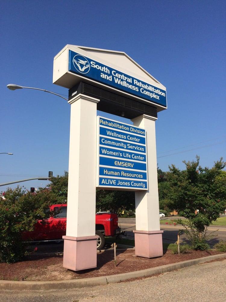 South Central Rehabilitation and Wellness Center: 23 Mason St, Laurel, MS
