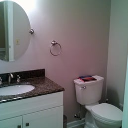 H E Services Photos Contractors Cook Hill Rd - Bathroom remodel cheshire ct