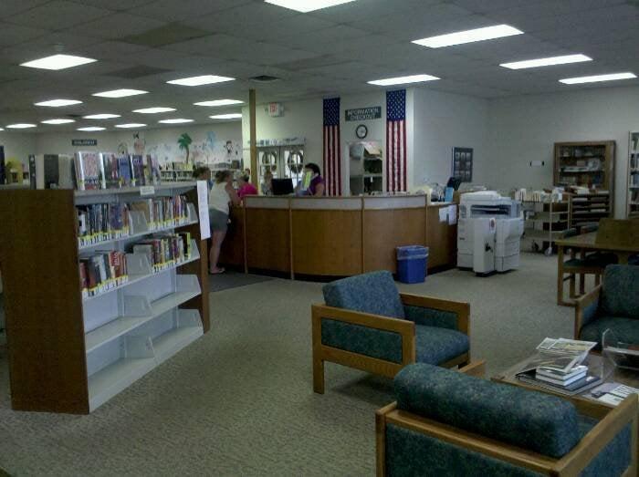 Jackson City Library: 21 Broadway St, Jackson, OH