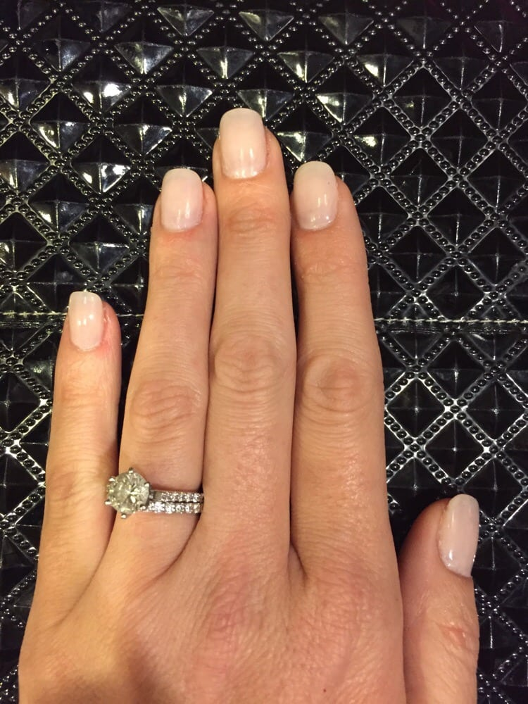 Just like I like it. Very pleased! Acrylic nails that are ...