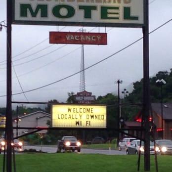 Photo Of Slumberland Motel Berland Md United States